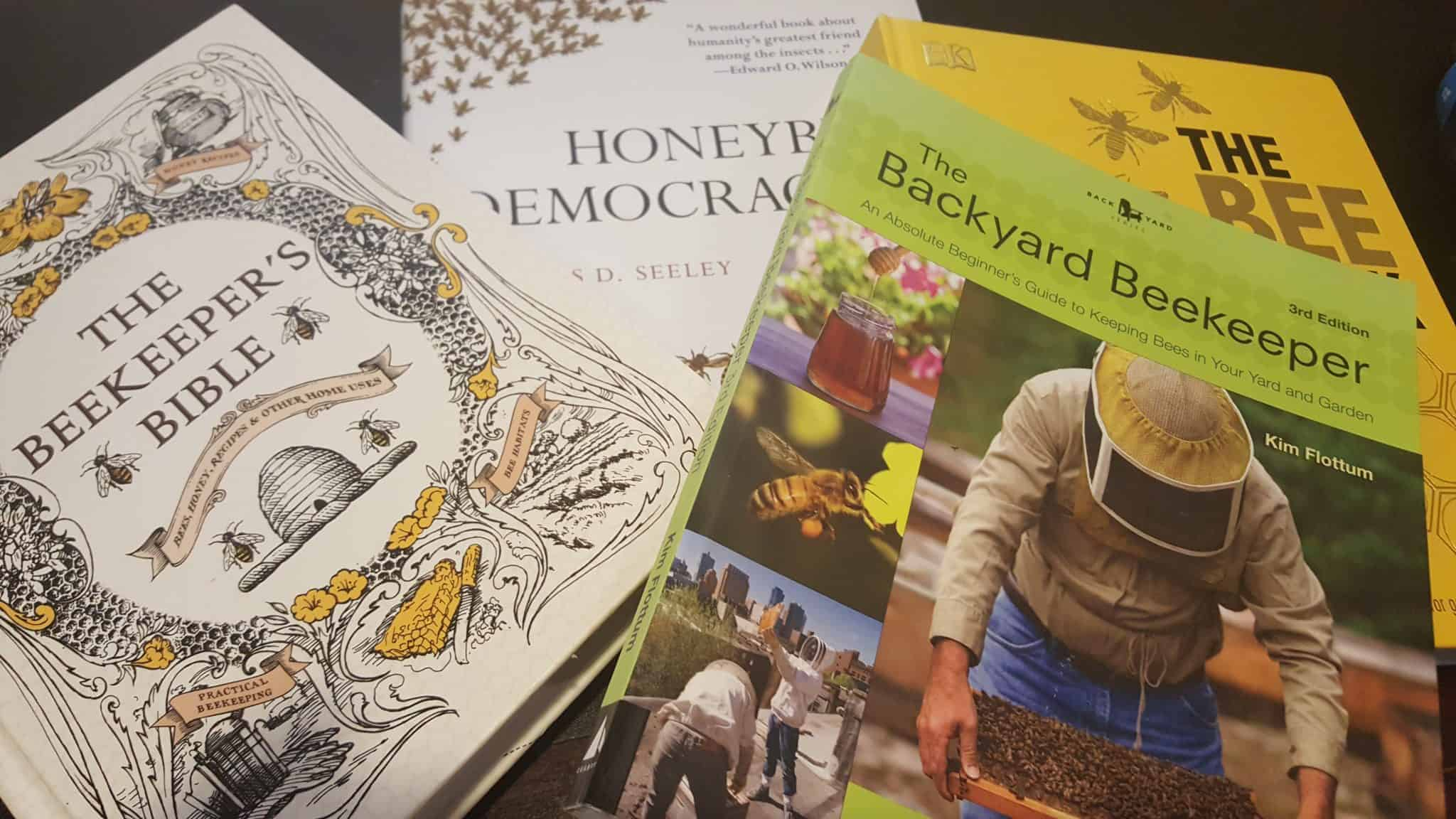 11 top beekeeping books for your bookshelf perfectbee