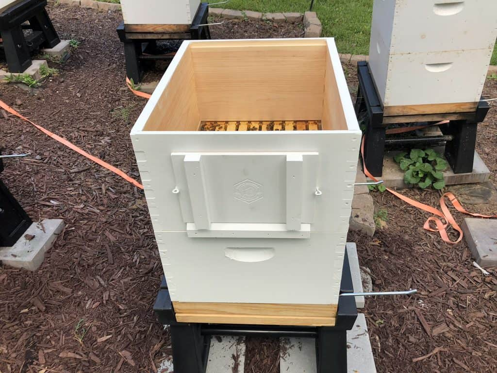Observation Deep Box Installed