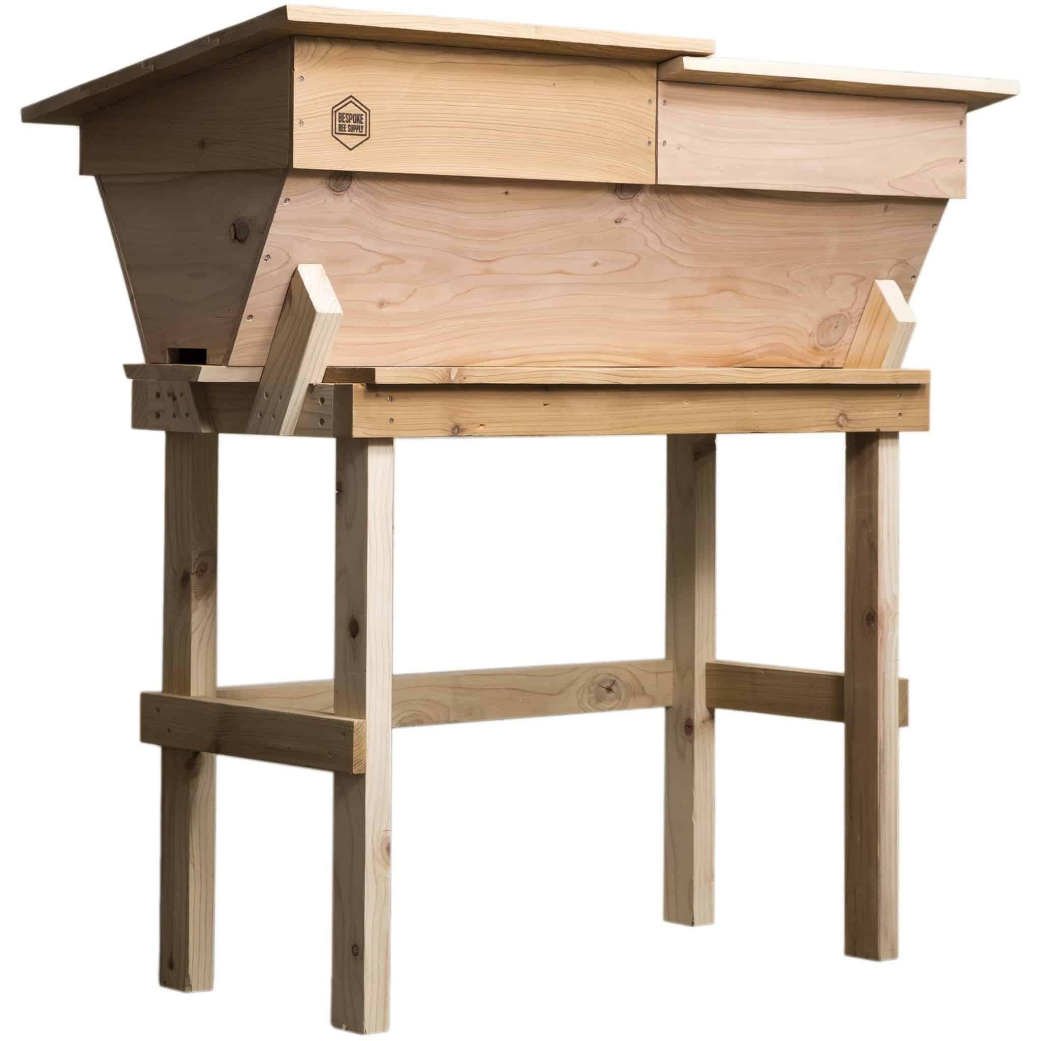 Split Roof Top Bar Hive