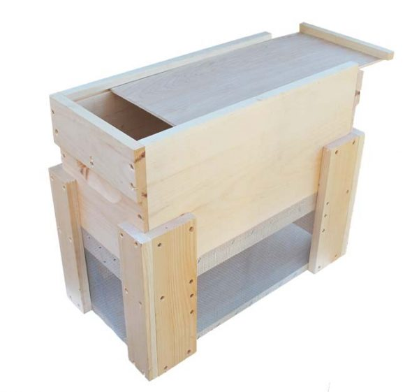 Swarm Box For Queen Cells