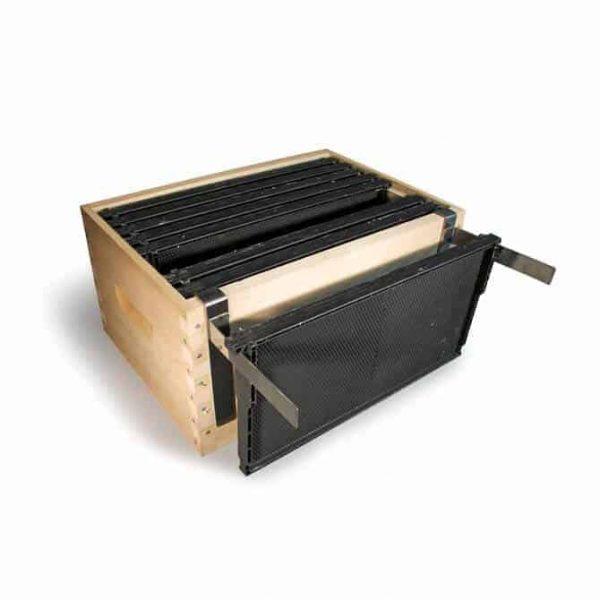 Wooden Hive Frame Holder