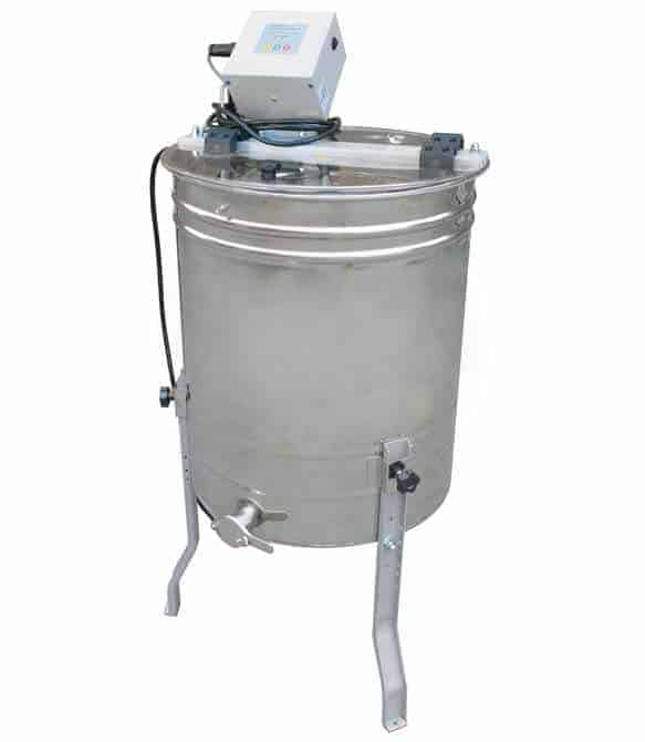 Motorized 12 Frame Honey Extractor