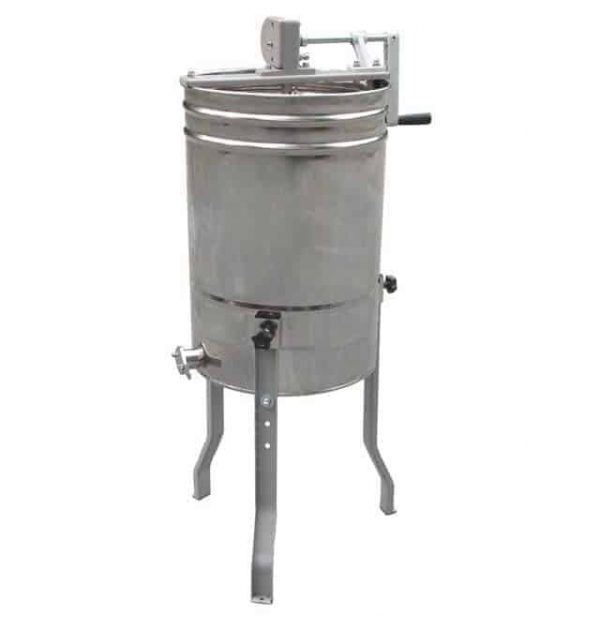 Manual Four Frame Honey Extractor