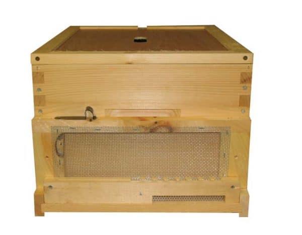 Wooden Robbing Screen