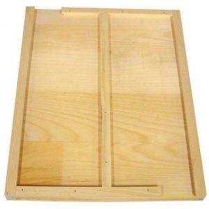 Double Nuc Bottom Board