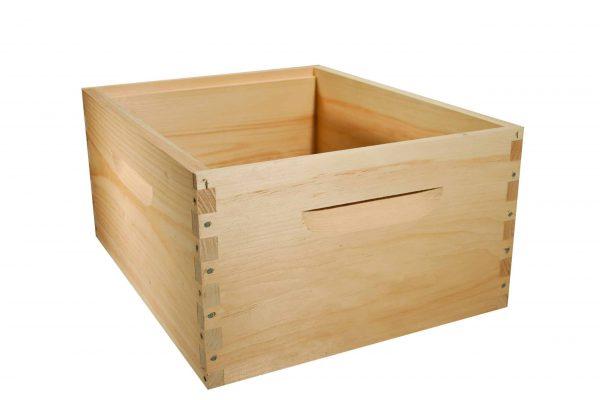 Pine Deep Langstroth Box