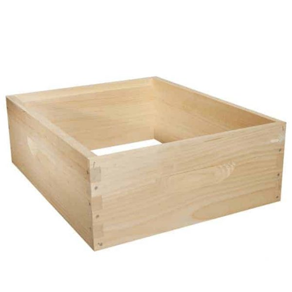 Pine Medium Langstroth Box