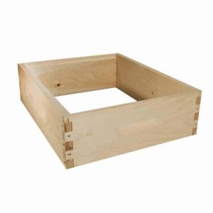 Pine Shallow Langstroth Box