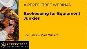 Beekeeping for Equipment Junkies